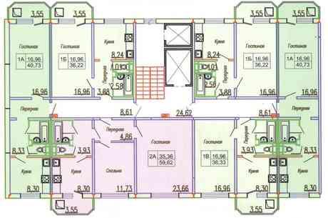 План этажа: План-схема,